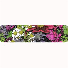 Amazing Garden Flowers 21 Large Bar Mats