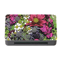 Amazing Garden Flowers 21 Memory Card Reader With Cf