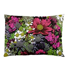 Amazing Garden Flowers 21 Pillow Cases (two Sides)