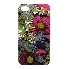 Amazing Garden Flowers 21 Apple Iphone 4/4s Hardshell Case