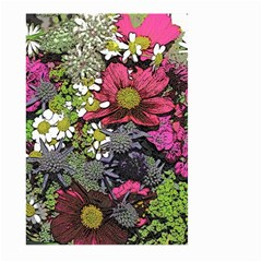 Amazing Garden Flowers 21 Large Garden Flag (Two Sides)