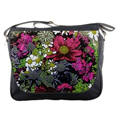 Amazing Garden Flowers 21 Messenger Bags