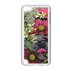 Amazing Garden Flowers 21 Apple Ipod Touch 5 Case (white)