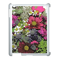 Amazing Garden Flowers 21 Apple Ipad 3/4 Case (white)