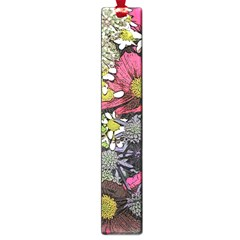 Amazing Garden Flowers 21 Large Book Marks
