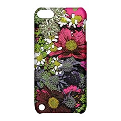 Amazing Garden Flowers 21 Apple Ipod Touch 5 Hardshell Case With Stand