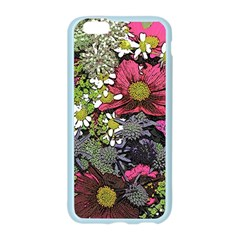 Amazing Garden Flowers 21 Apple Seamless iPhone 6 Case (Color)