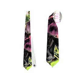 Amazing Garden Flowers 33 Neckties (two Side)