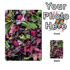 Amazing Garden Flowers 33 Multi-purpose Cards (Rectangle)
