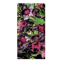 Amazing Garden Flowers 33 Shower Curtain 36  x 72  (Stall)