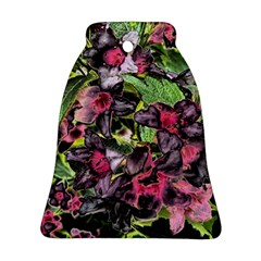 Amazing Garden Flowers 33 Bell Ornament (2 Sides)