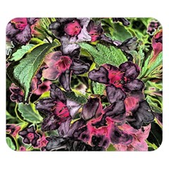 Amazing Garden Flowers 33 Double Sided Flano Blanket (Small)