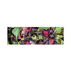 Amazing Garden Flowers 33 Satin Scarf (oblong)