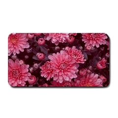 Awesome Flowers Red Medium Bar Mats