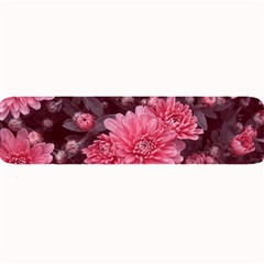 Awesome Flowers Red Large Bar Mats