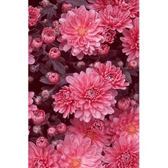 Awesome Flowers Red 5.5  x 8.5  Notebooks