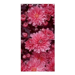 Awesome Flowers Red Shower Curtain 36  x 72  (Stall)
