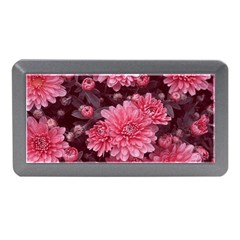 Awesome Flowers Red Memory Card Reader (Mini)