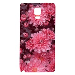 Awesome Flowers Red Galaxy Note 4 Back Case