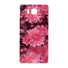 Awesome Flowers Red Samsung Galaxy Alpha Hardshell Back Case