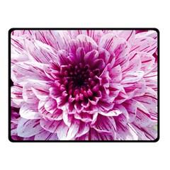 Wonderful Flowers Fleece Blanket (Small)