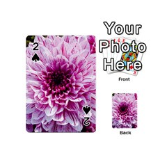 Wonderful Flowers Playing Cards 54 (Mini)