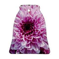 Wonderful Flowers Bell Ornament (2 Sides)