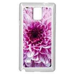 Wonderful Flowers Samsung Galaxy Note 4 Case (White)