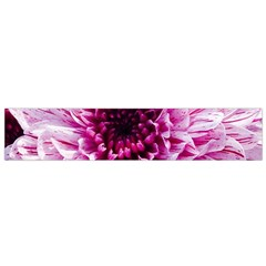 Wonderful Flowers Flano Scarf (Small)