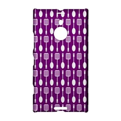 Magenta Spatula Spoon Pattern Nokia Lumia 1520