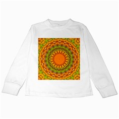 Kaleido Fun 07 Kids Long Sleeve T Shirts
