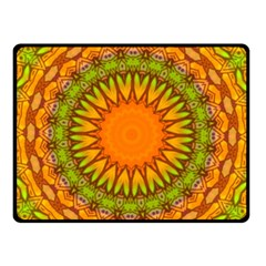 Kaleido Fun 07 Double Sided Fleece Blanket (Small)