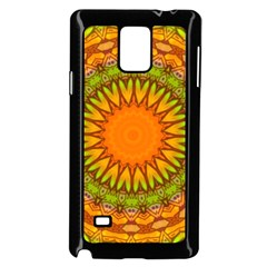 Kaleido Fun 07 Samsung Galaxy Note 4 Case (Black)