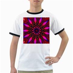 Kaleido Fun 06 Ringer T Shirts