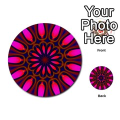 Kaleido Fun 06 Multi Purpose Cards (round)