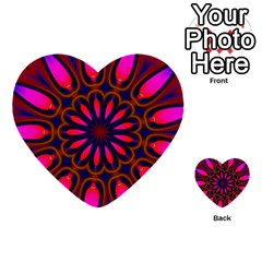 Kaleido Fun 06 Multi Purpose Cards (heart)