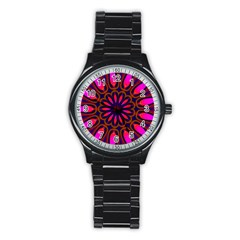 Kaleido Fun 06 Stainless Steel Round Watches