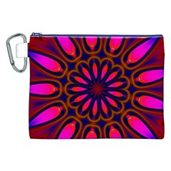 Kaleido Fun 06 Canvas Cosmetic Bag (XXL)