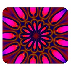 Kaleido Fun 06 Double Sided Flano Blanket (small)