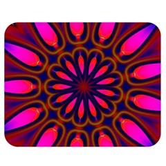 Kaleido Fun 06 Double Sided Flano Blanket (Medium)