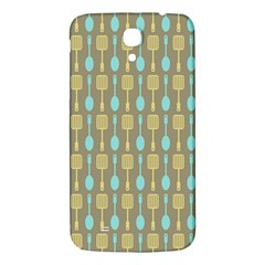 Spatula Spoon Pattern Samsung Galaxy Mega I9200 Hardshell Back Case