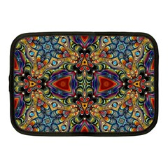 Magnificent Kaleido Design Netbook Case (medium)