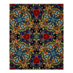 Magnificent Kaleido Design Shower Curtain 60  X 72  (medium)
