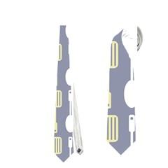 Spatula Spoon Pattern Neckties (Two Side)