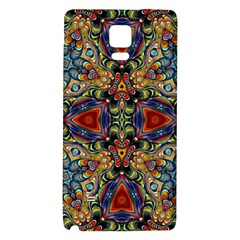 Magnificent Kaleido Design Galaxy Note 4 Back Case