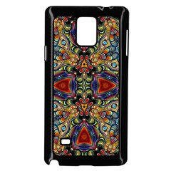 Magnificent Kaleido Design Samsung Galaxy Note 4 Case (black)