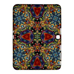 Magnificent Kaleido Design Samsung Galaxy Tab 4 (10.1 ) Hardshell Case