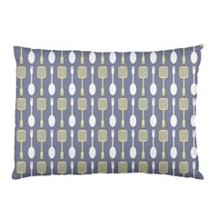 Spatula Spoon Pattern Pillow Cases (Two Sides)