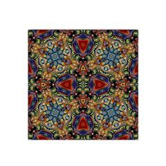 Magnificent Kaleido Design Satin Bandana Scarf