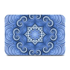 Awesome Kaleido 07 Blue Plate Mats